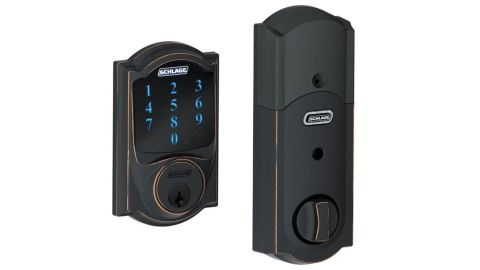 Schlage Connect BE469NX Review