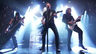 Metallica on TV