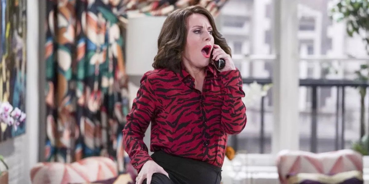 Karen in Will and Grace's revival