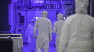 Intel manufacturing facilities