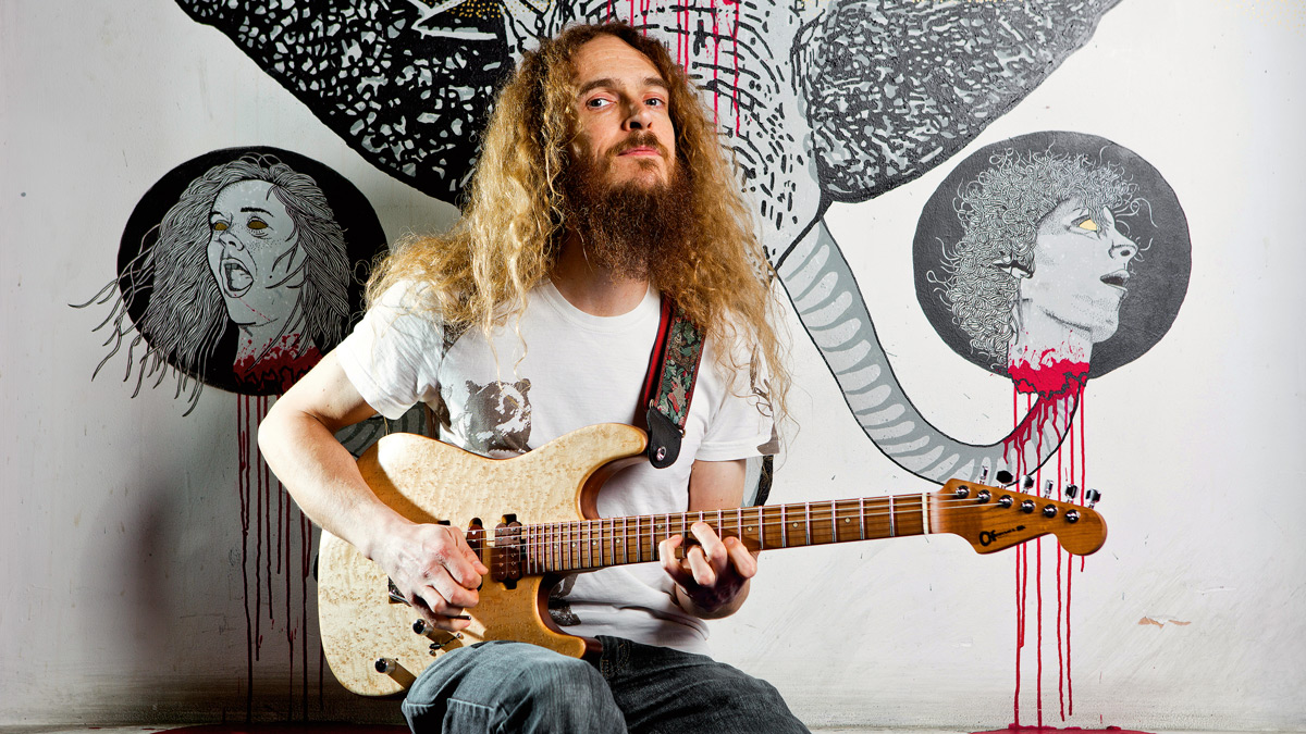 """Guthrie Govan: """"The older, wiser player knows in a deep, intuitive way that it's the quality of the playing that counts"""""""