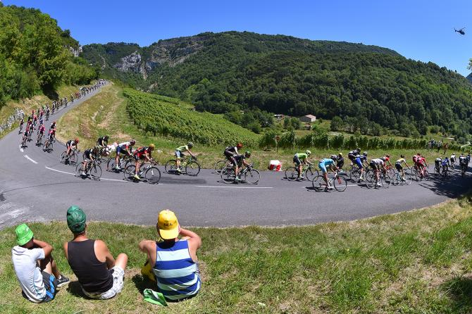 Stage 15 of the Tour de France