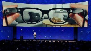 Smart glasses von Facebook