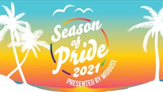 Season of Pride 2021 logo