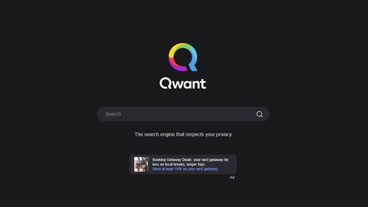 Qwant search engine review