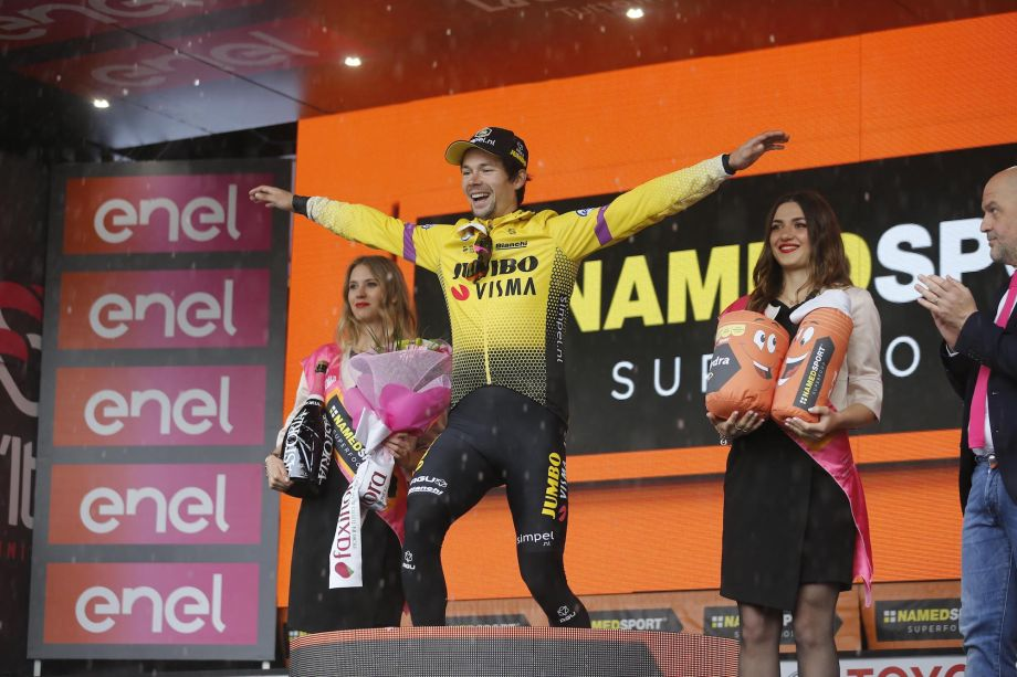 Who the bookies are backing to win the Giro d'Italia 2019 after opening week