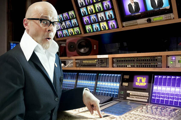 A quick chat with Harry Hill