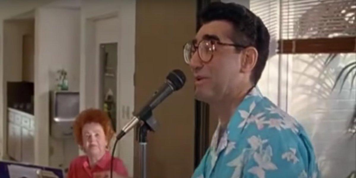 Eugene Levy in Waiting For Gufman