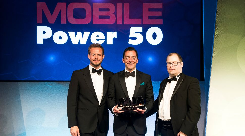 Marc Allera crowned Mobile Person of the Year 2018