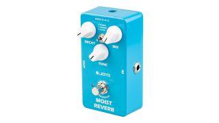 Joyo Audio Moist Reverb pedal