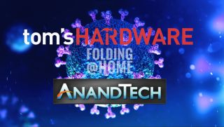 Folding@Home cover