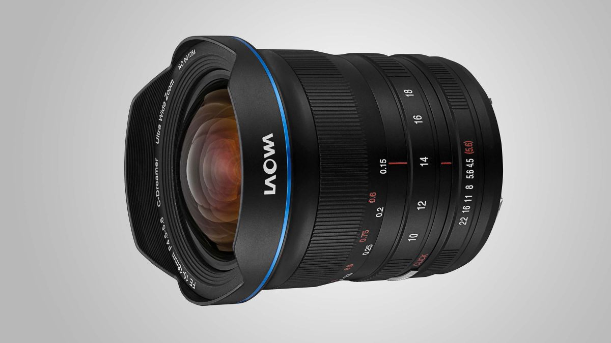 Laowa S 10 18mm Lens Is A Compact Wide Angle Zoom For Full