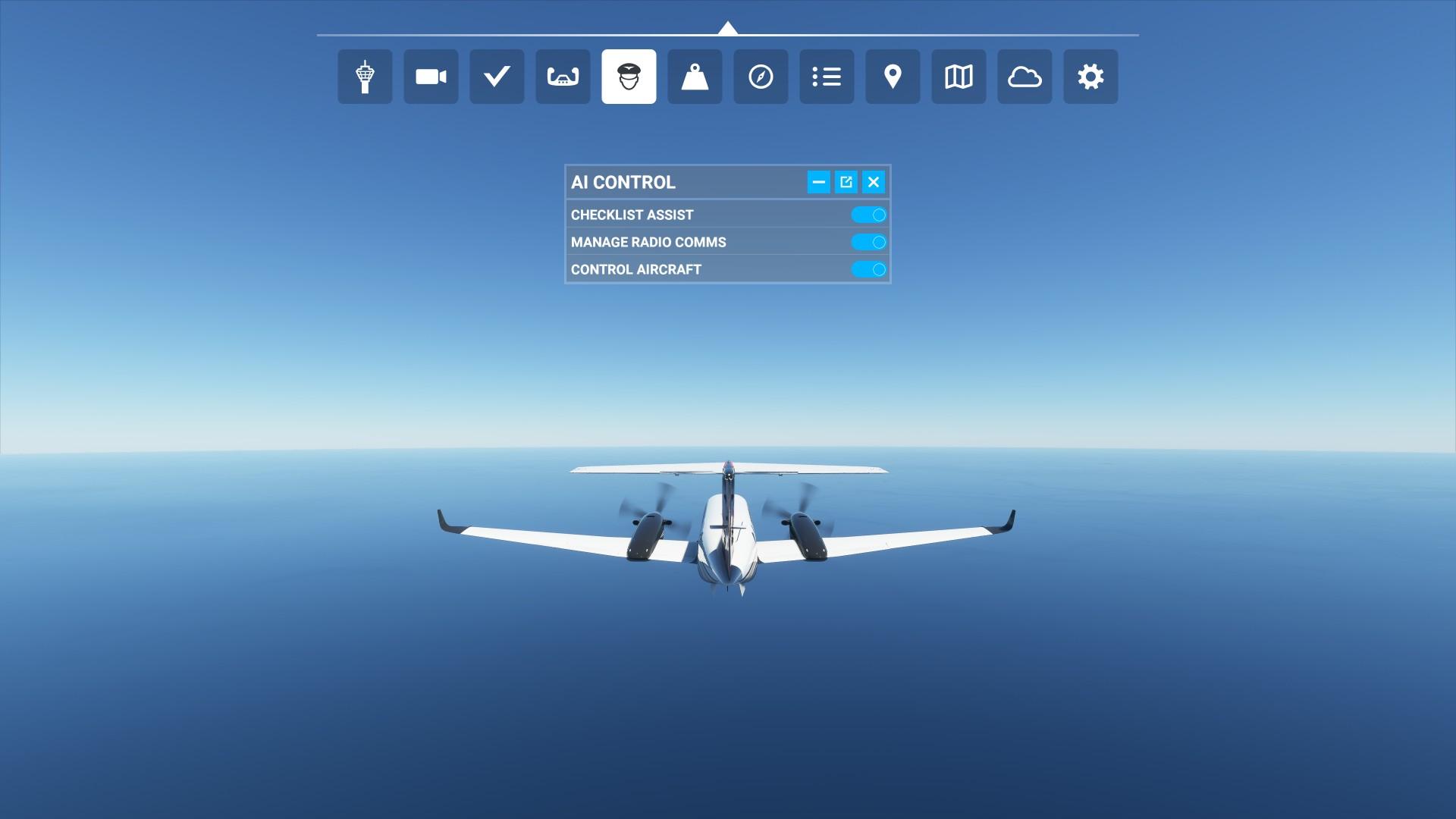 microsoft flight simulator 2020 autopilot
