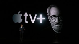 Apple TV Plus conference