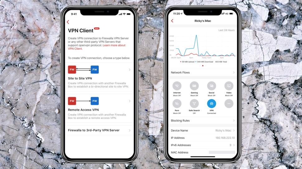 VPN Connection Modes