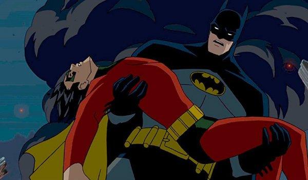 Batman under the red hood jason todd death