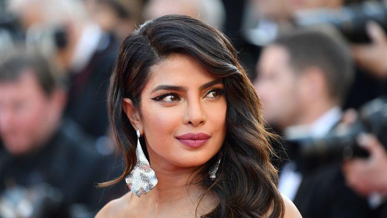 Priyanka Chopra at the Cannes Film Festival in 2019