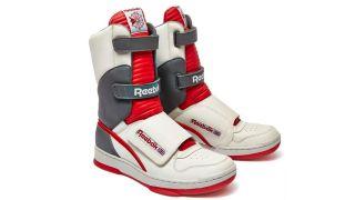 Reebok has reworked Sigourney Weaver's classic hi-top sneakers from Aliens (Image credit: Reebok)