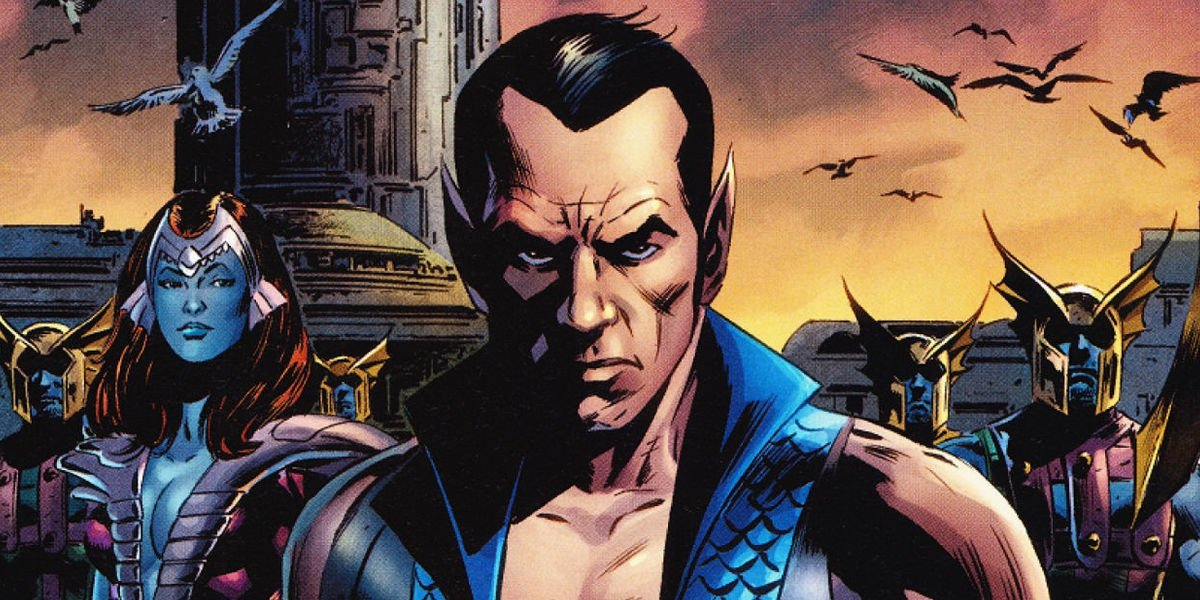 Should Marvel Introduce Namor In Black Panther 2?