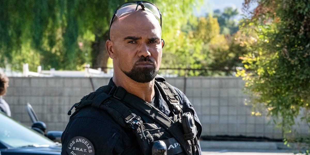 Shemar Moore S.W.A.T. CBS