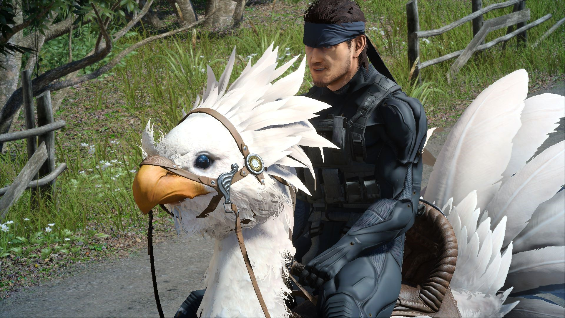 The best Final Fantasy 15 mods | PC Gamer