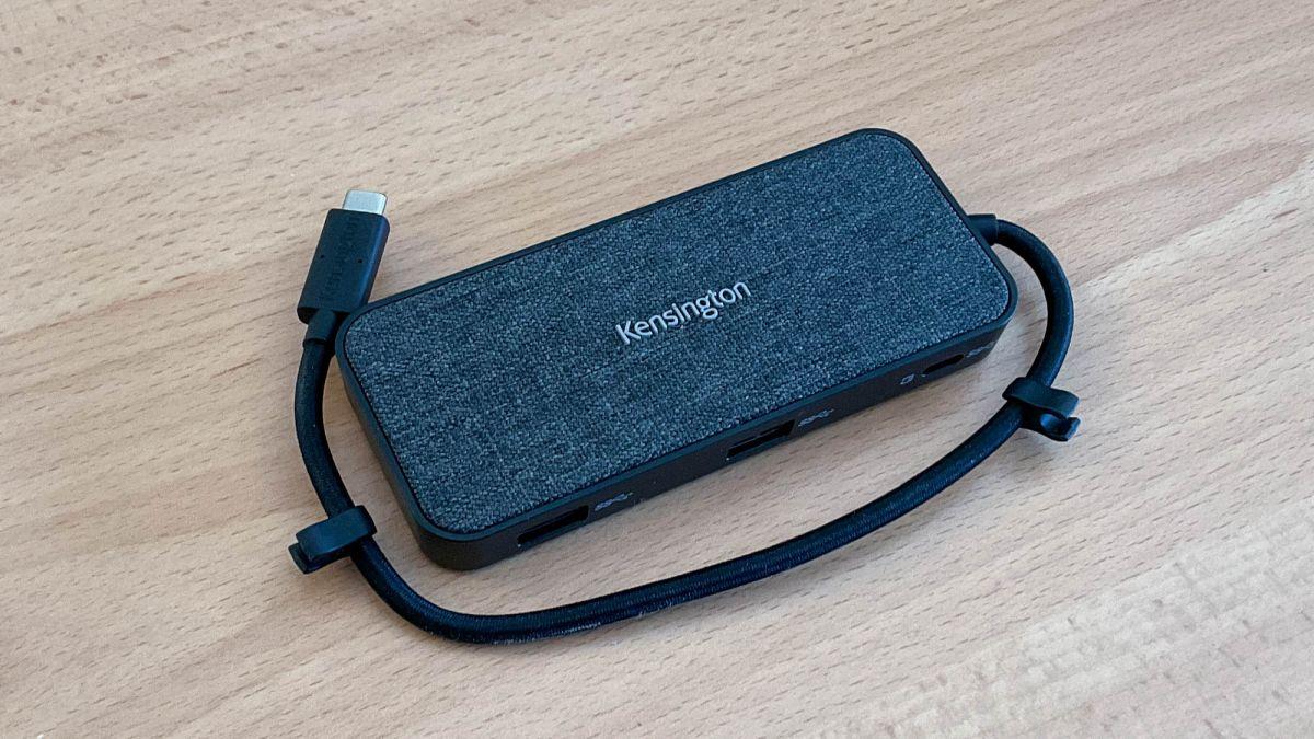 Kensington SD1650P USB-C 4K Portable Docking Station review