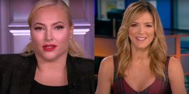 Following Meghan McCain's Exit From The View, Debbie Matenopoulos Responds To Reports That She'll Replace Her