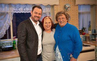 Brendan O'Carroll: Danny Dyer's mum Christine was hilarious!