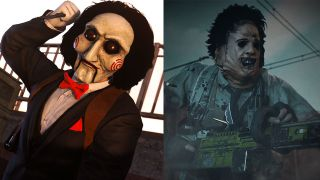 Call of Duty Warzone Saw and Chainsaw Massacre bundles