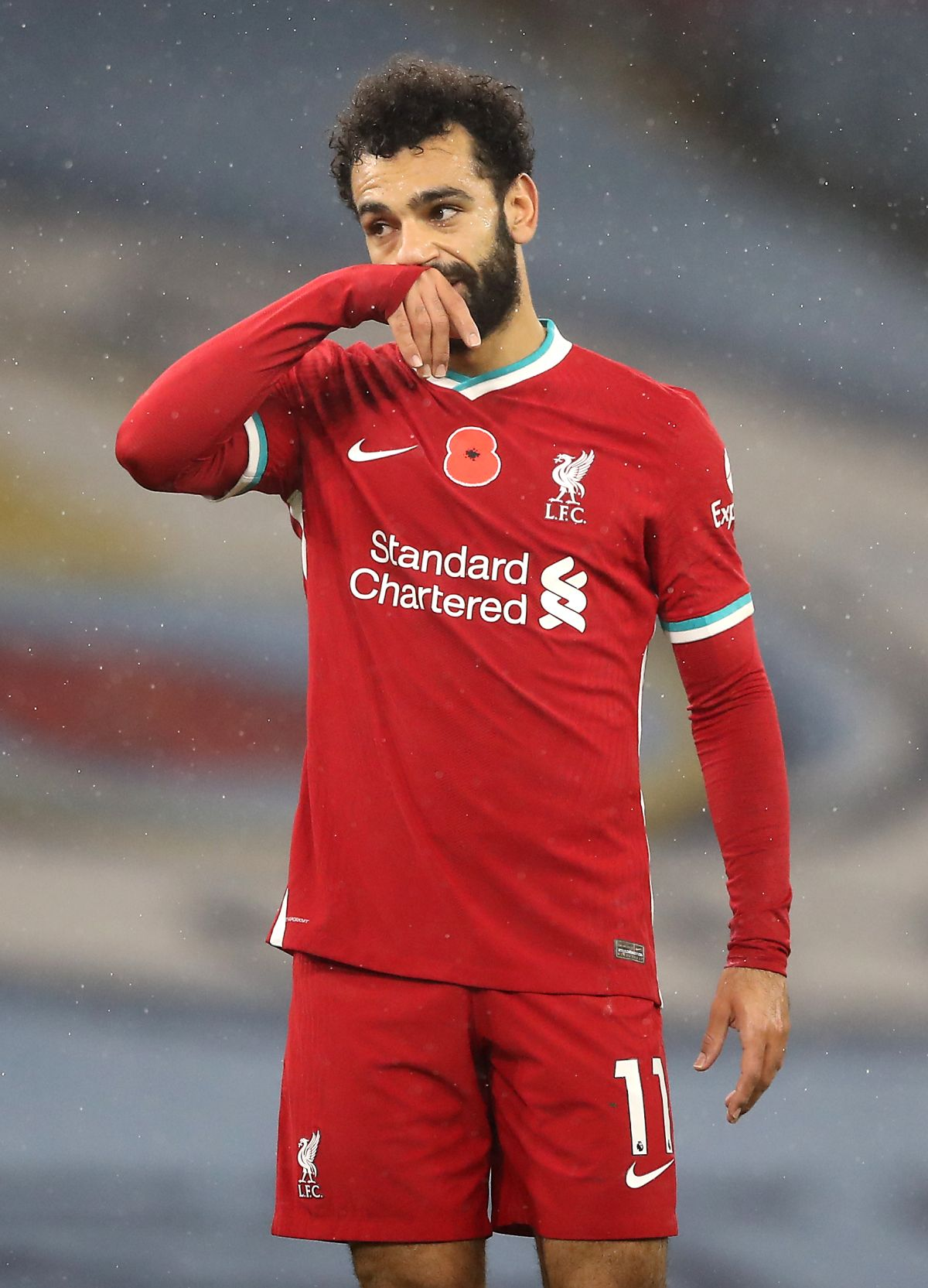 Further trouble for Liverpool after Mohamed Salah tests positive for coronavirus