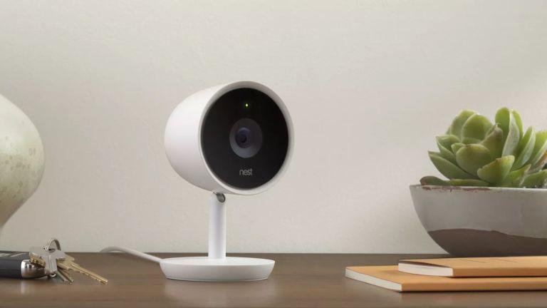 best security camera: Google Nest IQ indoor cam