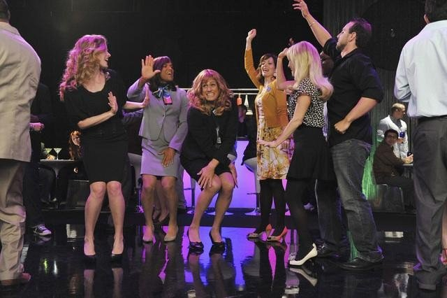 ABC 2012 Midseason Premiere: Work It #17548