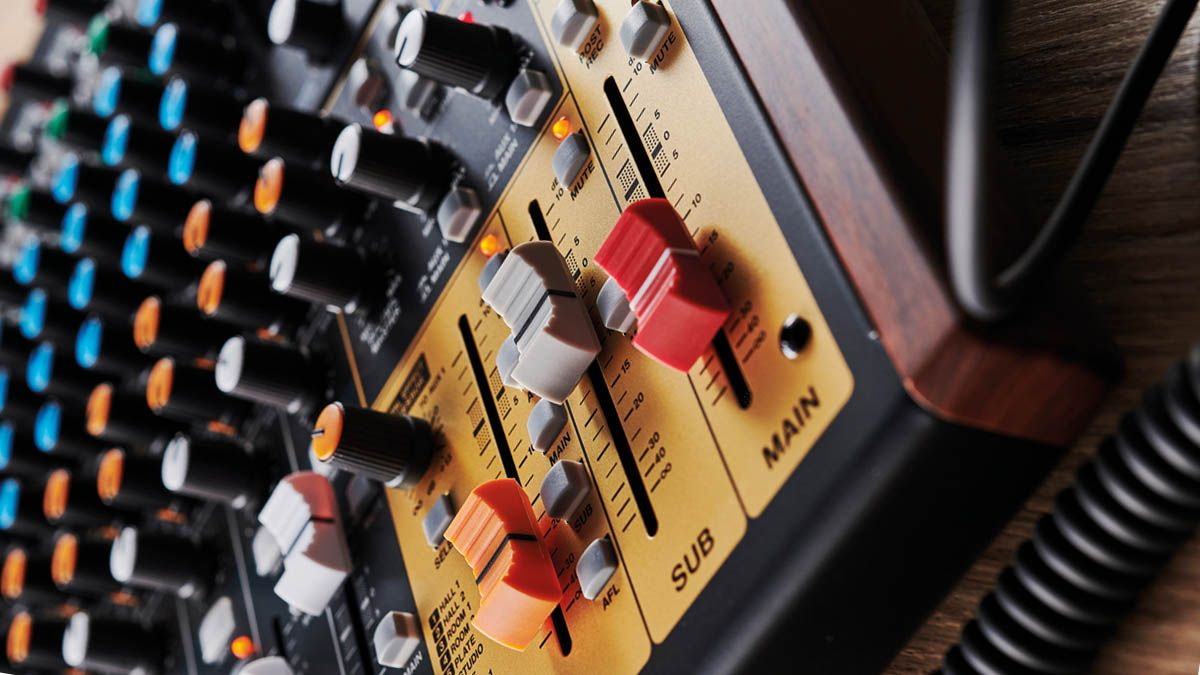 Tascam Model 12 Mixer review