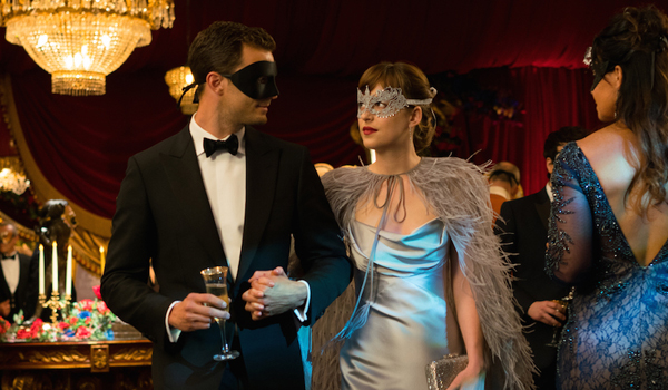 christian grey and anastasia steele