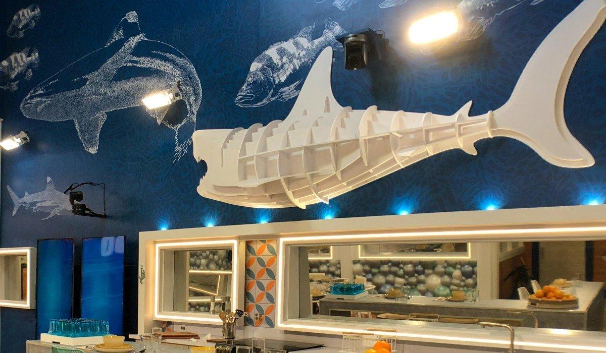 Big Brother kitchen CBS