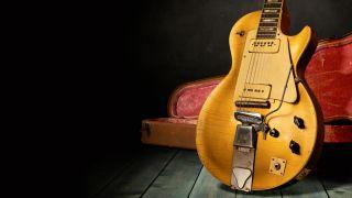 Les Paul Number One Goldtop