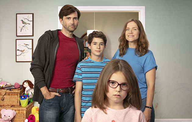 There She Goes + BBC4 shows David Tennant and Jessica Hynes