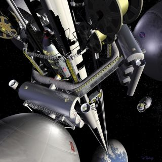Space elevators have long been a staple of science fiction. Now, scientists in Japan will test space-elevator tech from the International Space Station.