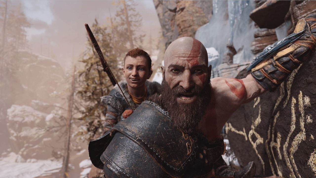 God of War's first DLC was too ambitious, but you can read