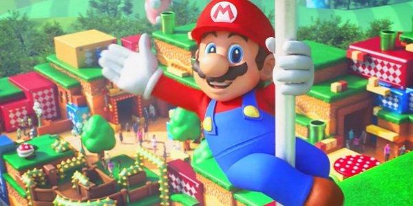 Mario Super Mario World