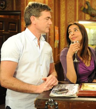 Sunita and Karl are found out!