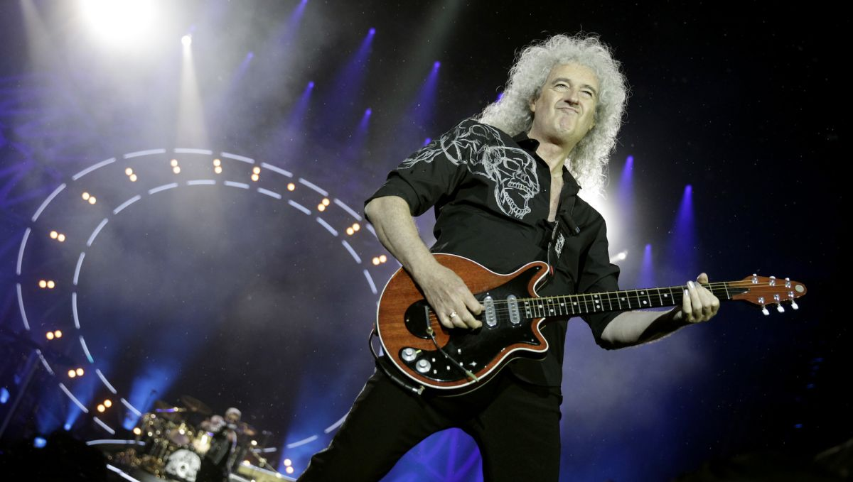 Learn A Brian May Style Arrangement Of The Star Spangled Banner Guitar World