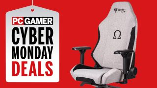 Astonishing Cyber Monday Gaming Chair Deals 2019 Pc Gamer Beatyapartments Chair Design Images Beatyapartmentscom