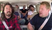 Watch The Foo Fighters Rock Out With James Corden In Epic Carpool Karaoke
