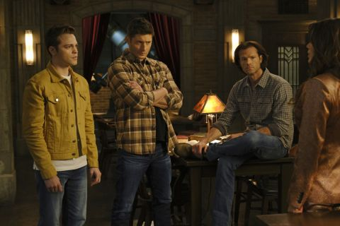 """Team Free Will chats with Amara before things go down in """"Unity."""""""