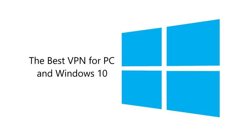 best PC VPN for windows 10