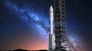 Orbital ATK's OmegA rocket