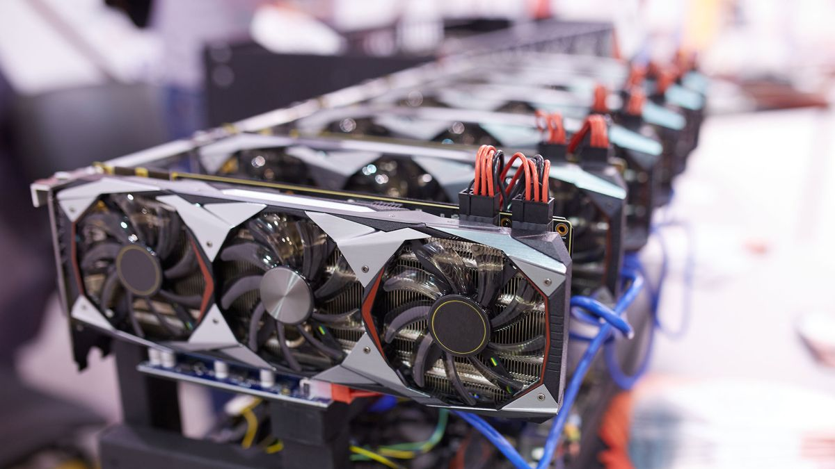 700,000 GPUs Shipped to Cryptominers in the First Quarter of 2021