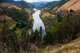The Whanganui River in New Zealand is now a legal person and can sue over issues like pollution.
