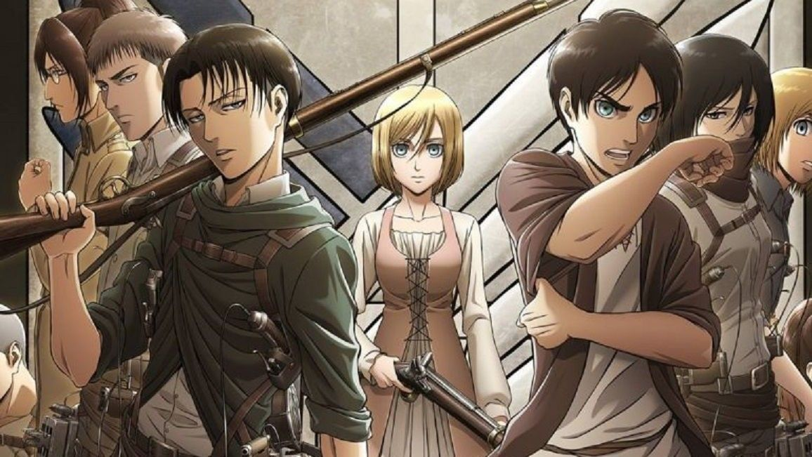 How To Watch Attack On Titan Season 4 Online Stream Every New Episode From Anywhere Techradar
